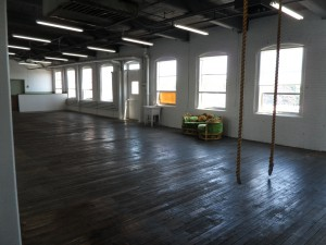 Black Rock | Bridgeport Loft space for rent