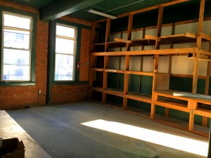 Workshop space / warehouse for rent in Bridgeport, CT