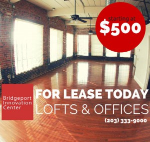 Artist Loft for Rent Bridgeport